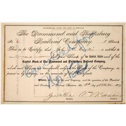 Drummond and Philipsburg Railroad Company  [123903]