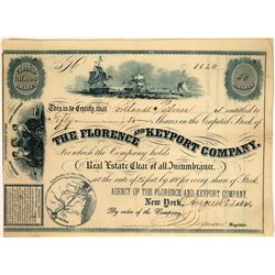 The Florence and Keyport Co. Stock  [122420]