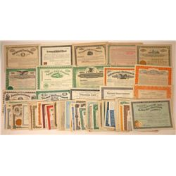 American Trust Companies Stock Certificate Collection  [113930]