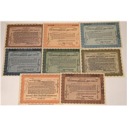 Winchester Repeating Arms Stock Certificates  [127373]