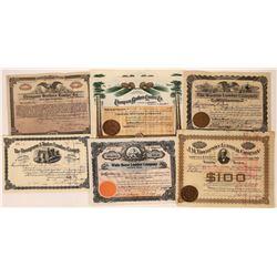 Texas Lumber CO. Stocks  [122414]