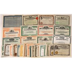 Eastern & Midwest Manufacturing Stock Certificates, Post 1900 (75)  [118787]
