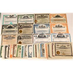 Iron & Steel Company Stock Certificates (68)  [127430]