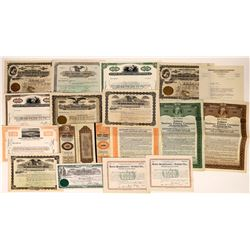 Pottery Company Stock Certificates-16  [127367]