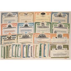 U.S. Company Stock Certificate Collection, Post 1950 (150)  [118788]