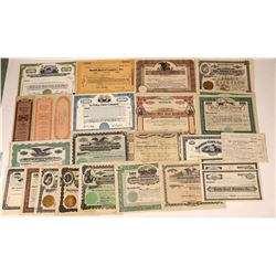 Wood and Furniture Company Stock Certificates-23  [127377]
