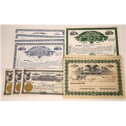 Hawaiian Investment Co. Stocks  [122453]