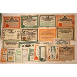 Michigan, Minnesota, & Great Lakes Land Co. Stocks & Bonds  [113938]