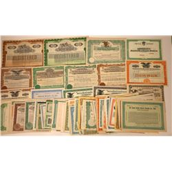 Eastern & Midwest Real Estate Stock & Bond Collection  [113941]