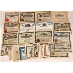Northern California Company stocks/bonds  [122452]