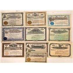 Deer Lodge, Montana Non-Mining Stock Collection  [127572]