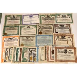 Beauty & Household Company Stock Certificates  [127431]