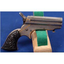 C. Sharps 4-Barrel Pistol .22 cal. Black Powder  [127141]