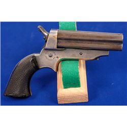 C. Sharps 4-Barrel Pistol .30 cal.  [127139]