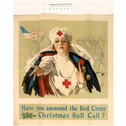 World War 1 Red Cross Poster  [127781]