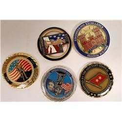 Utah National Guard Challenge Coins  [129235]