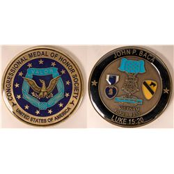 Congressional Medal of Honor Society Challenge Coin  [129234]