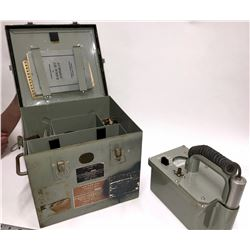 Radiation Detector, Navy, Korean War  [131275]