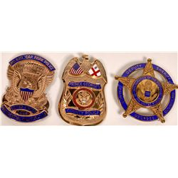 Pres Inauguration 1993 Badges  [131051]