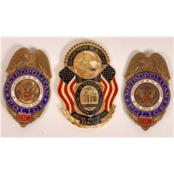 1993-2001 Inauguration Badges  [131052]