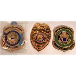 Pres. Inauguration Police Badges 1989-97  [131044]