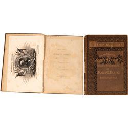 James A. Garfield Memorial Book  [131018]