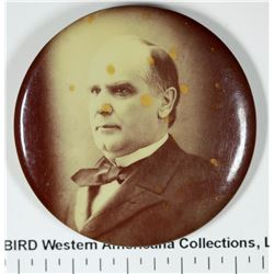William McKinley Campaign Button  [131091]