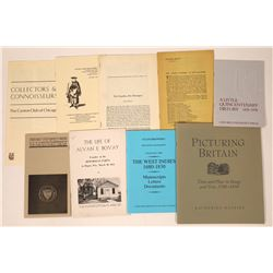 Political Pamphlets and Periodicals (7)  [128249]