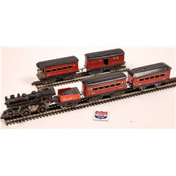 American Flyer O-scale Loco, Tender and 5 Cars  [133215]