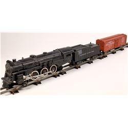 American Flyer Steam Locomotive, Tender and 3 Cars  [133133]