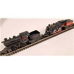 American Flyer Wind-Up Locomotives and Tenders - 2  [133084]