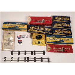 American Flyer, Loco & Tender and 5 Cars  [133152]