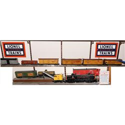 Assorted Rolling Stock 8 Cars, Handmade  [133180]