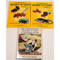 Buddy L Train and Toy Books  [133473]