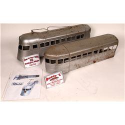 Buddy L Pull Train  [133475]