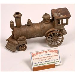 Cast Iron Locomotive  [133034]