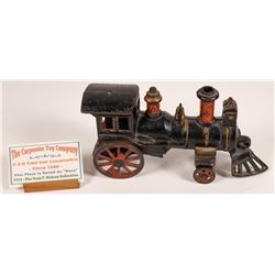 Cast Iron Locomotive  [133036]