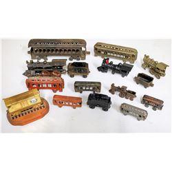 Cast Iron Locomotives Miscellaneous - Fixer Uppers  [133195]