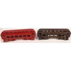 Cast Iron Passenger Cars - 2  [133064]