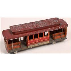 Cast Iron Trolley Car  [133031]