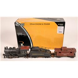 K-Lines Locomotive, Tender, and Caboose  [133053]