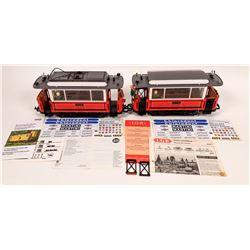 LGB G Scale Trolley Cars  [128030]