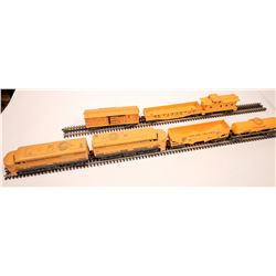 Lionel AA Diesel and 5 Cars - The Lemon Special!  [133213]