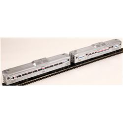 Lionel Amtrak Rail Diesel Cars (RDC) - 2  [133011]