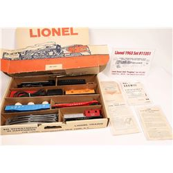 Lionel and Marx Train Sets  [133178]