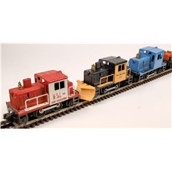 Lionel Assorted Engines and Cars - 5  [133144]