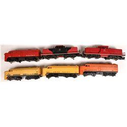 Lionel Diesel Engines - 6  [133120]