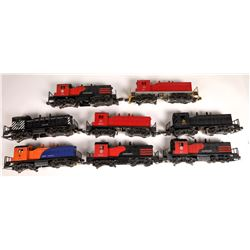 Lionel Diesel Switchers - 8  [133121]