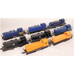 Lionel Diesel Switchers - 8  [133122]