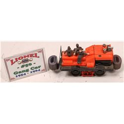 Lionel Gang Car  [133082]